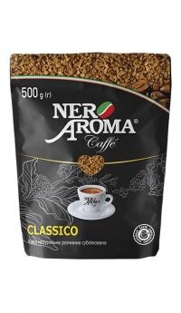 Кофе растворимый Nero Aroma Caffe Classico 500 г