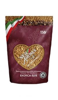 Розчинна кава Nero Aroma Caffe Exotica Elite 150 г