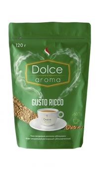Кофе растворимый Dolce Aroma Gusto Ricco