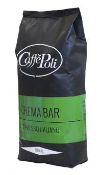 Зернова кава Caffe Poli Crema Bar
