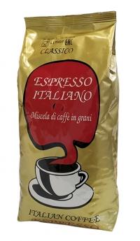 Зернова кава Caffe Poli Espresso Italiano Classico