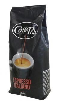 Зернова кава Caffe Poli Espresso Italiano Nero