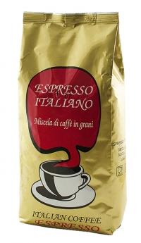 Зернова кава Caffe Poli Espresso Italiano Oro