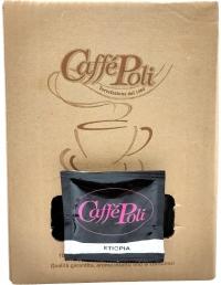 Кава в монодозах Caffe Poli Etiopia (1 уп. 100 шт.)
