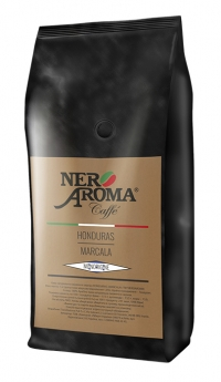 Кофе в зернах Nero Aroma Caffe Honduras Marcala
