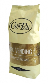 Зернова кава Caffe Poli Oro Vending