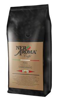 Зернова кава Nero Aroma Caffe Peru Chanchamayo