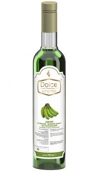 Сироп Зеленый банан