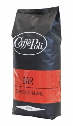 Зернова кава Caffe Poli Bar