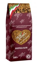 Кофе растворимый Nero Aroma Caffe Exotica Elite 500 г