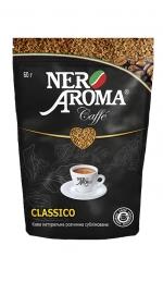 Розчинна кава Nero Aroma Caffe Classico 60 г