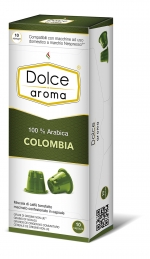 Кава в капсулах Dolce Aroma Colombia
