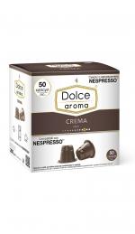 Кофе в капсулах Dolce Aroma Crema
