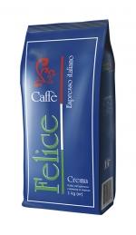 Зернова кава Caffe Felice Crema