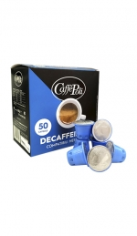 Кава в капсулах Caffe Poli Decaffeinato