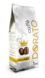 Зернова кава Caffè Dorato 100% Arabica