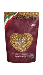 Розчинна кава Nero Aroma Caffe Exotica Elite 120 г