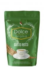 Кофе растворимый Dolce Aroma Gusto Ricco 60 г