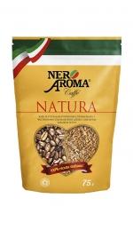 Розчинна кава Nero Aroma Caffe Natura 75 г