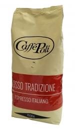 Зернова кава Caffe Poli Rosso Tradizione
