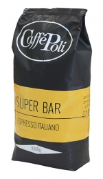 Зернова кава Caffe Poli Superbar