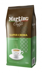 Кофе в зернах Martino Caffe Super Crema