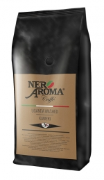 Кофе в зернах Nero Aroma Caffe Uganda Washed Kaweri