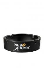 Пепельница Nero Aroma чёрная