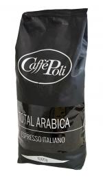 Зернова кава Caffe Poli Total Arabica